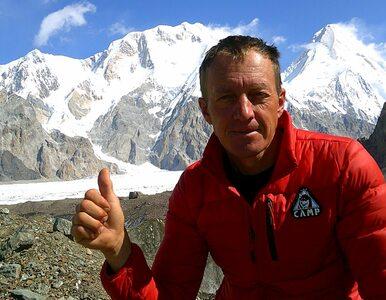"""Próbował zdobyć K2 zimą. Znany himalaista wystąpi w """"Tańcu z Gwiazdami""""!"""