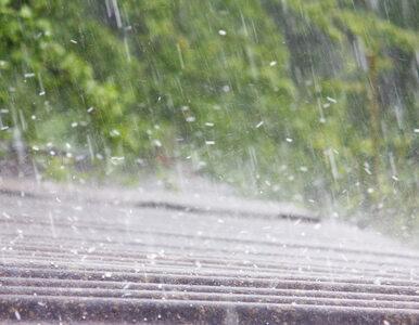 IMGW wydaje czerwone ostrzeżenia przed burzami z gradem. Nawałnicowe...