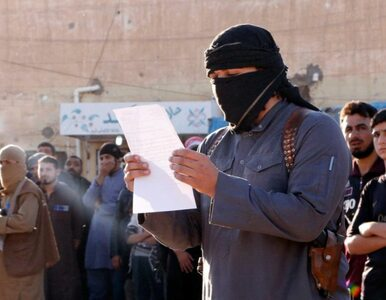"""IS grozi państwom zaangażowanym w Syrii: """"Podzielicie los..."""