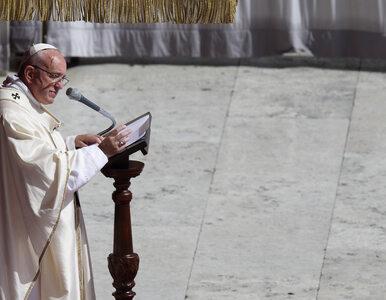 Papież kanonizował ojca Stanisława Papczyńskiego