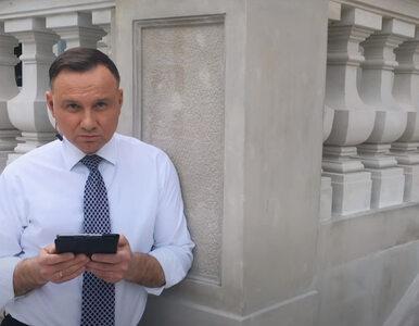 Andrzej Duda nagrał #Hot16Challenge2. Jak wyszło? Kogo nominował prezydent?