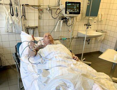Rzecznik norweskich skoczków narciarskich miał groźny wypadek na...