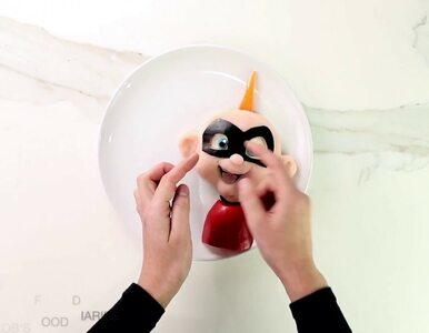 Jak skłonić dziecko do jedzenia? Może podając na talerzu ulubioną bajkę?