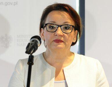 """Minister zmieniła zdanie. """"Polacy współodpowiedzialni za pogrom w..."""