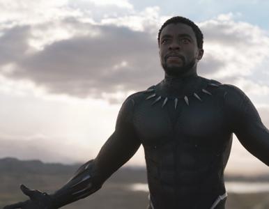 """""""Hołd godny króla"""". Ostatni post Chadwicka Bosemana najpopularniejszym w..."""