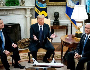 """""""Kilku przywódców będzie opłakiwać przegraną Trumpa"""". W analizie pada..."""