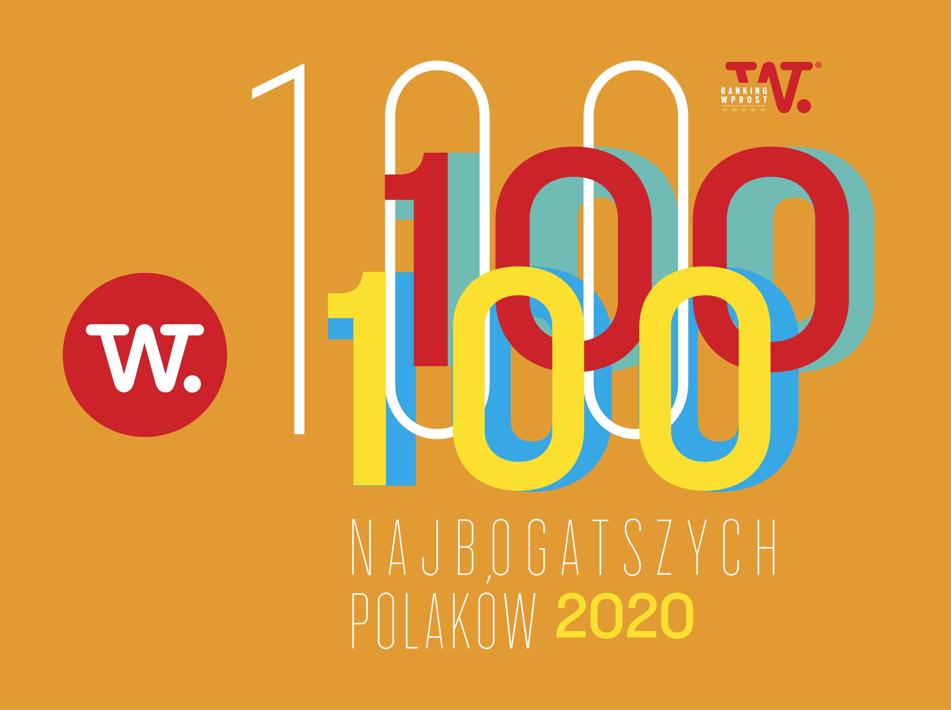 100 najbogatszych Polaków