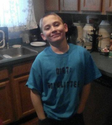 12-letni James Alex Hurley