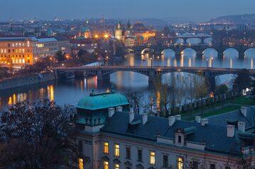 2. miejsce - Czechy (na zdjęciu Praga)