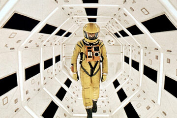 """""""2001: Odyseja kosmiczna"""" / """"2001: A Space Odyssey"""" (1968)"""