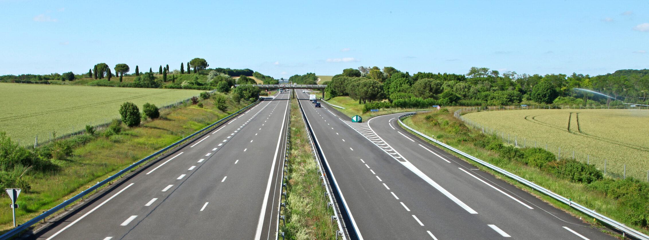 23 km autostrady w Polsce