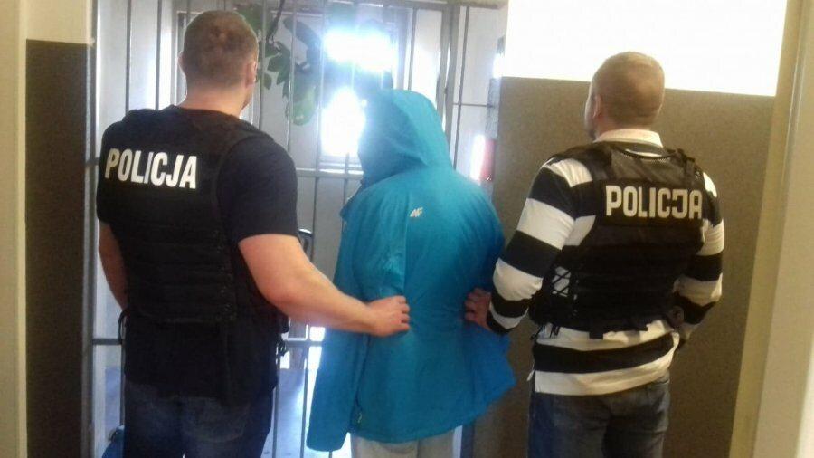 29-latek zatrzymany w związku z napaścią na studentkę