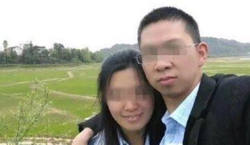 34-letni mężczyzna i jego żona