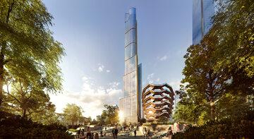 35 Hudson Yards Tower