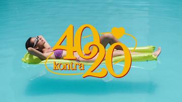 """""""40 kontra 20"""" – nowy program randkowy"""