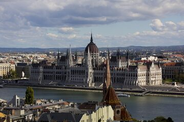 7. miejsce - Węgry (na zdjęciu Budapeszt)
