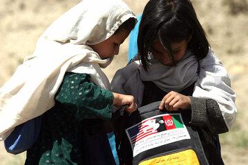 Afgańskie dziewczynki (zdj. ilustracyjne)
