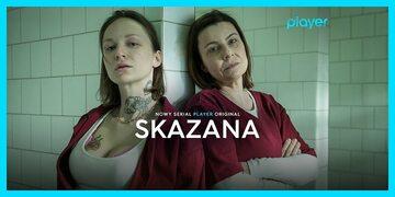 """Agata Kulesza w serialu """"Skazana"""""""