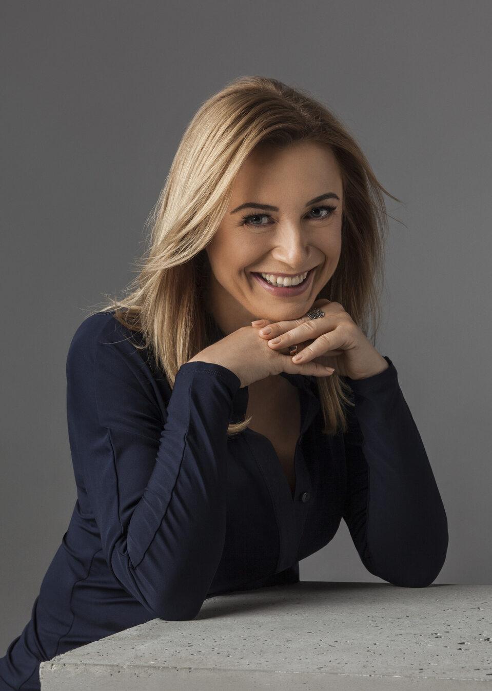 Agnieszka Servaas,  Prezes zarządu VIVE Management