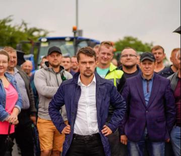 Agrounia zapowiedziała protesty