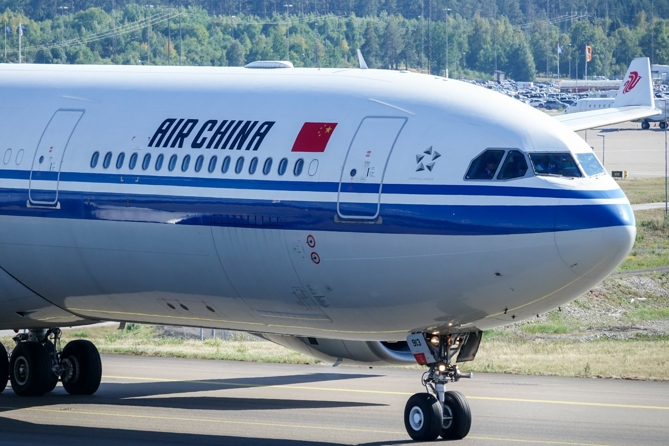 Airbus A330-300 linii Air China