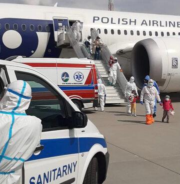 Akcja ewakuacji polskiego dyplomaty