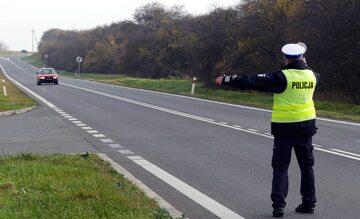 Akcja policji w Prudniku