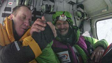 Akcja ratunkowa Adama Bieleckiego i Denisa Urubki