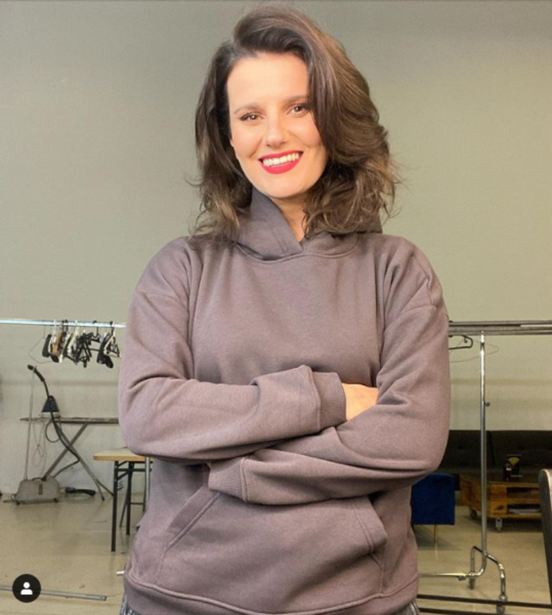 Aktorka Zofia Zborowska