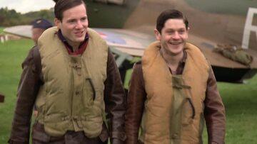"""Aktorzy grający w filmie """"Squadron 303"""""""
