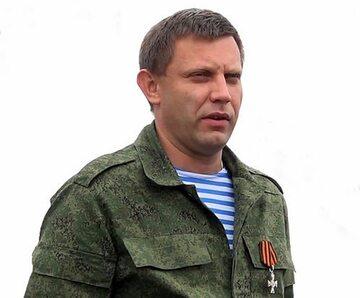 Aleksandr Zacharczenko, zdj. z 2014 roku