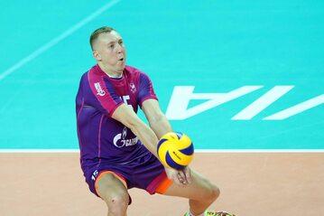 Aleksiej Spiridonow w barwach Zenitu Kazań w 2018 roku