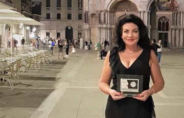 Alicja Węgorzewska nagrodzona Women in Cinema Award