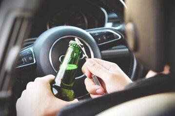 Alkohol i samochód