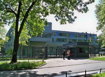Ambasada Niemiec w Warszawie