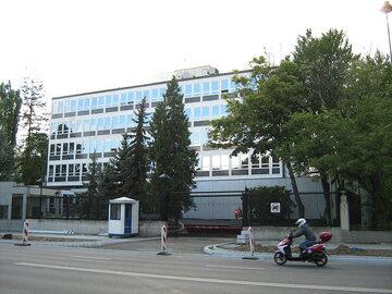 Ambasada USA w Warszawie