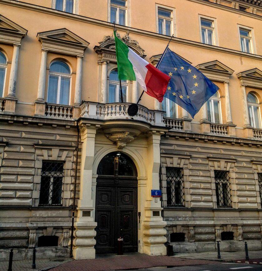Ambasada Włoch w Warszawie