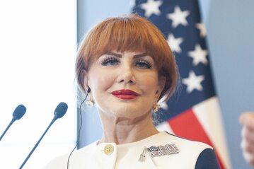 Ambasador USA w Polsce, Georgette Mosbacher