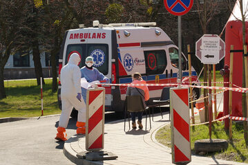 Ambulans, zdjecie ilustracyjne