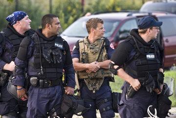 Amerykańscy policjanci