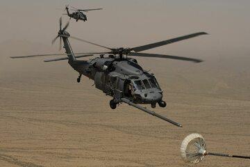 Amerykańskie śmigłowce Black Hawk