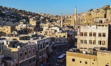Amman, stolica Jordanii