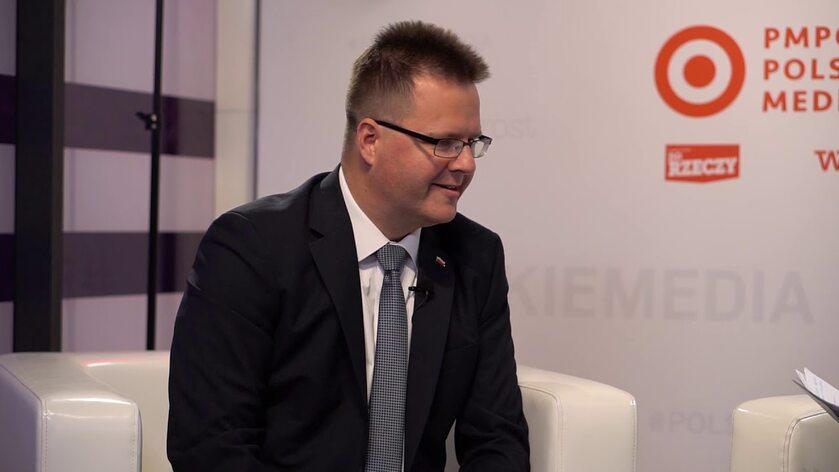 Andrzej Bittel - Sekretarz Stanu w Ministerstwie Infrastruktury