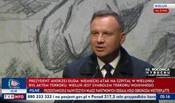 Andrzej Duda w Wieluniu – 01.09.2021