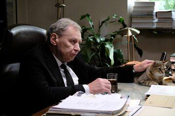 Andrzej Grabowski jako Prezes