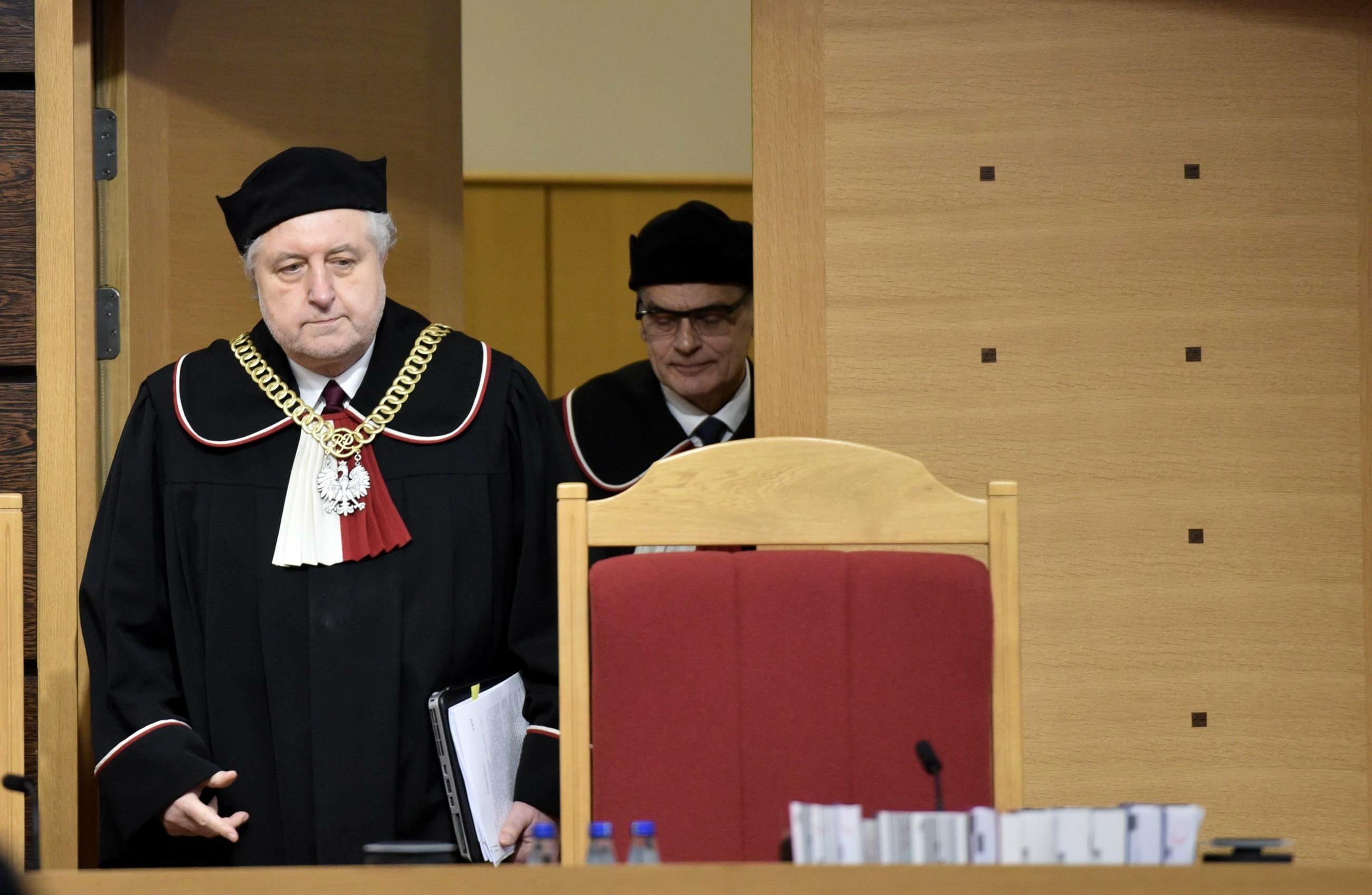 Andrzej Rzepliński, Trybunał Konstytucyjny