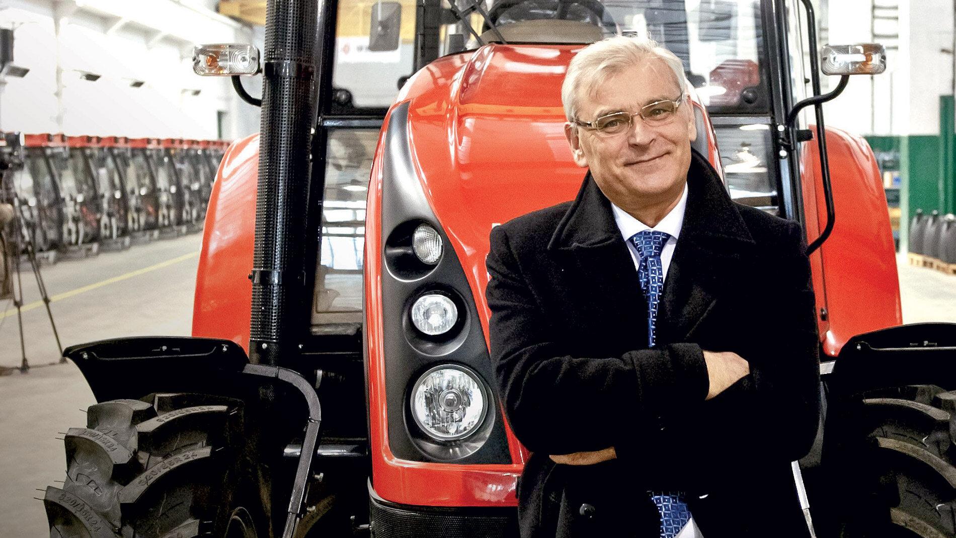 Andrzej Zarajczyk, prezes POL-MOT Holding