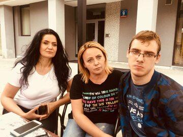 Anetę Rzepka, Iwona Hartwich i Jakuba Hartwich