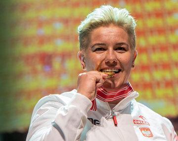 Anita Włodarczyk, dwukrotna złota medalistka igrzysk olimpijskich