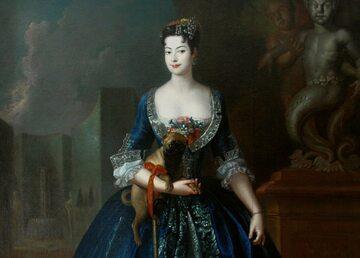 Anna Orzelska, nieślubna córka Augusta II Mocnego